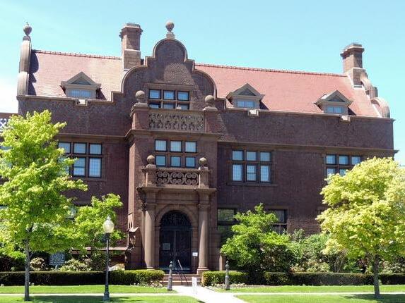 The Barker Mansion