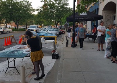 first friday art walk_2015