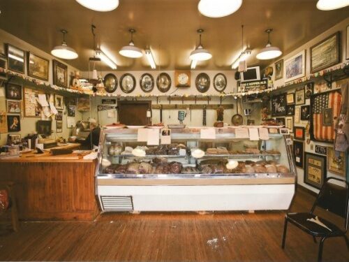 Lange's Old Fashioned Meat Market