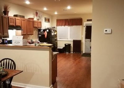 2 Bedroom, 1 Bath, Second Story Residential