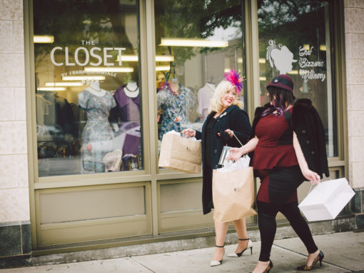 The Closet by Franklin Vintage